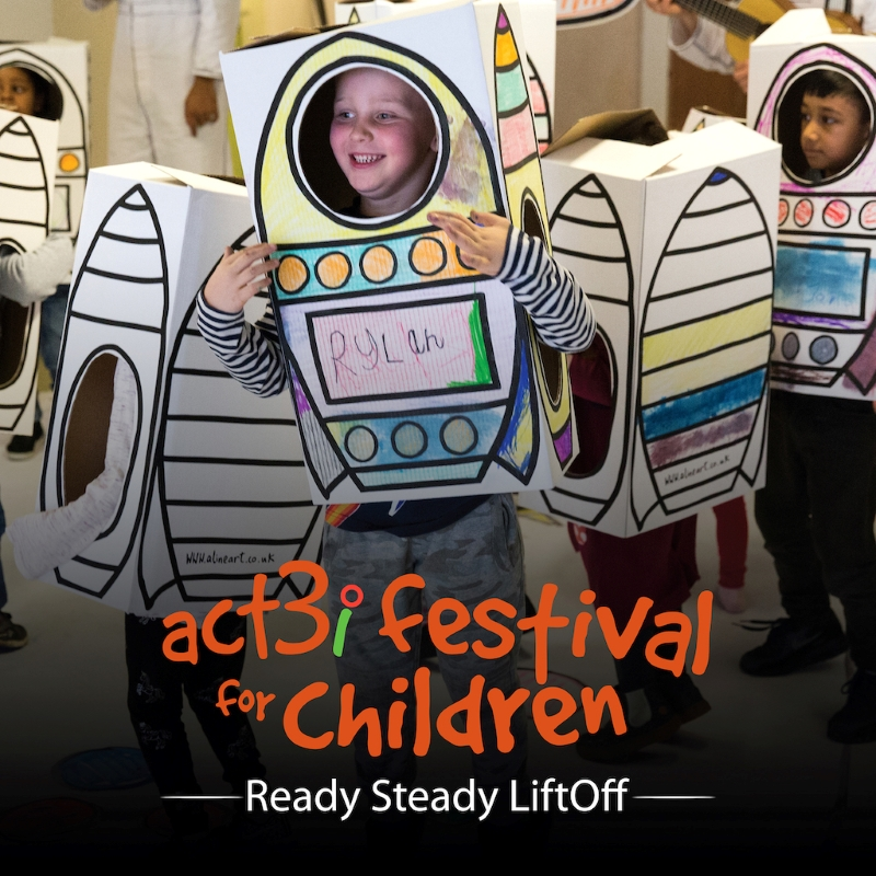 ACT3i-Festival-2019-Ready-Steady-Lift, June Holidays 2019