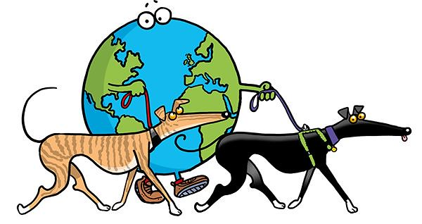 great global greyhound walk