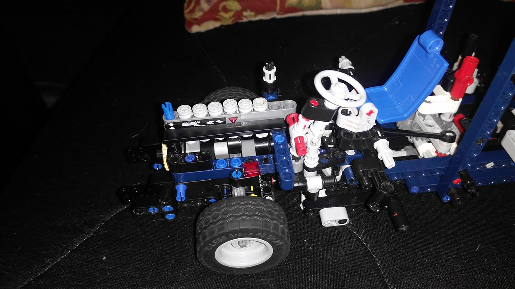 Lego technic 42078 mod