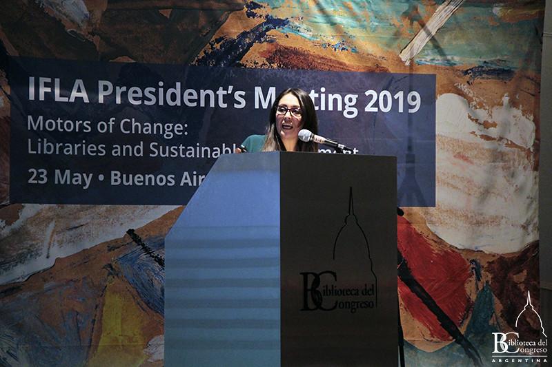 IFLA President's Meeting 2019