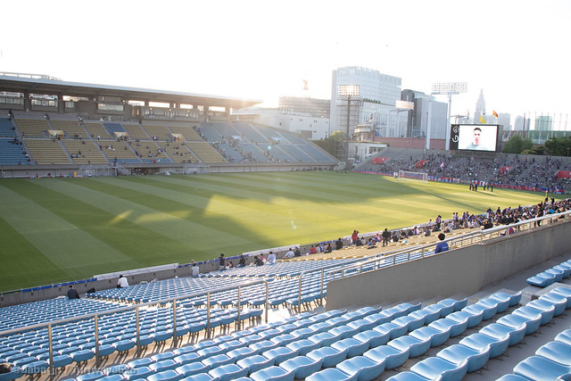 20190508 秩父宮ラグビー場 / Levain Cup at Prince Chichibu Memorial Rugby Stadium