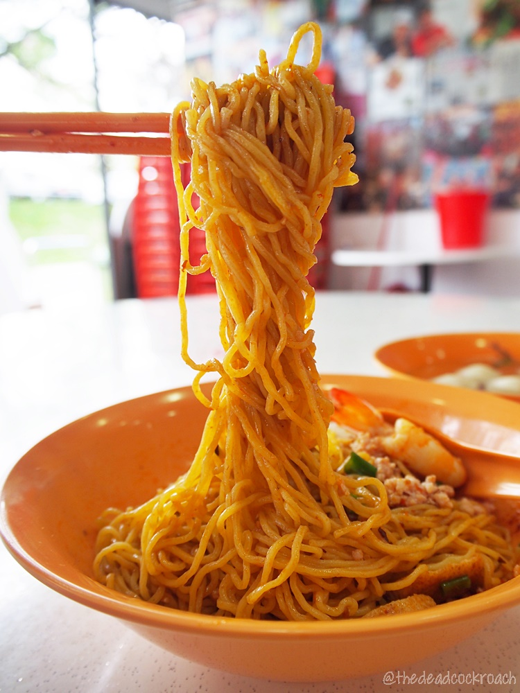 bee yee teochew fish ball kuay teow mee, commonwealth crescent market, fish ball mee pok, food, food review, review, singapore, 潮州, 美益, 美益潮州著名魚丸粿條麵, 魚丸麵