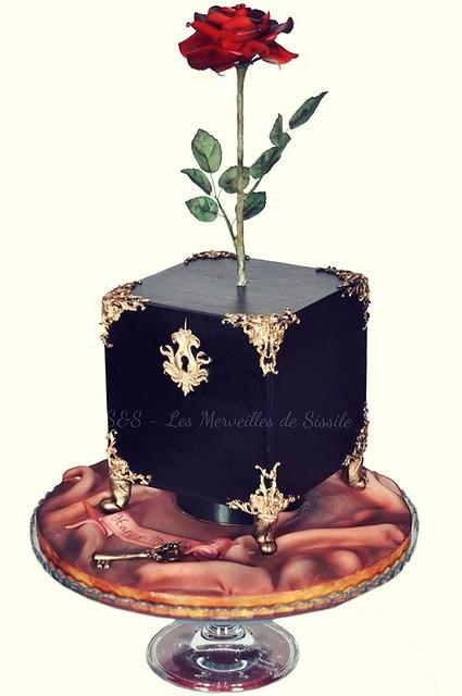 Cake by Soumaya Bouabid of S&S - Les Merveilles de Sissile