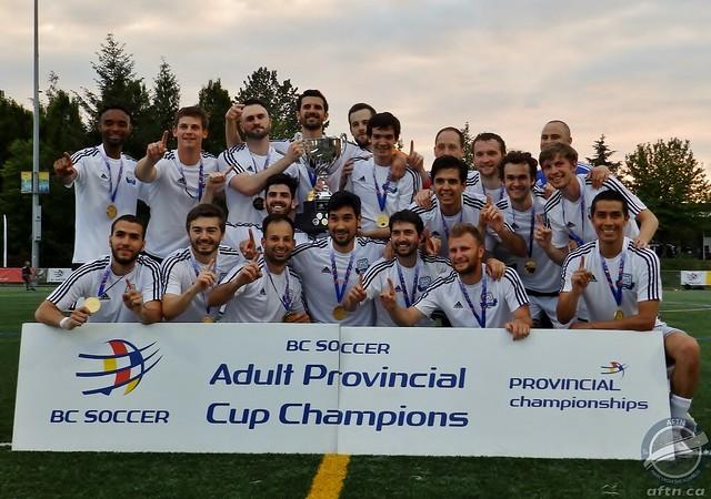2019 BC Provincial B Cup: Metropolitan FC v FC Serbia United (Final)