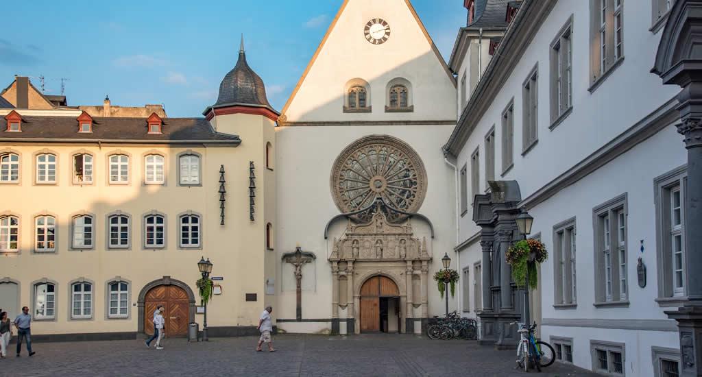 Doen in Koblenz: Jesuïetenplatz | Mooistestedentrips.nl