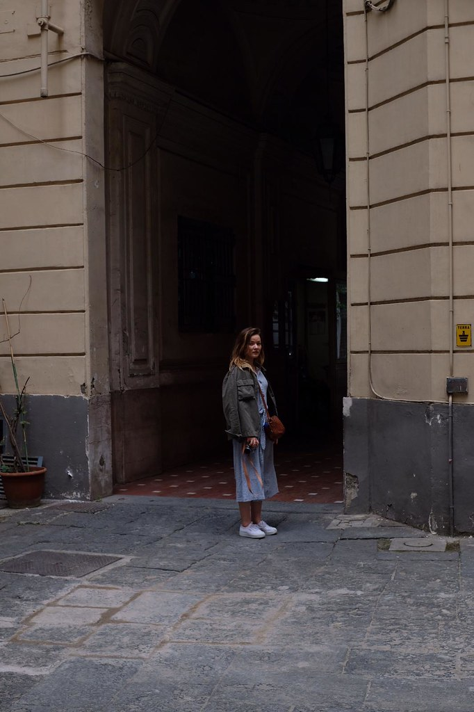 Edullinen ja siisti airbnb Napoli