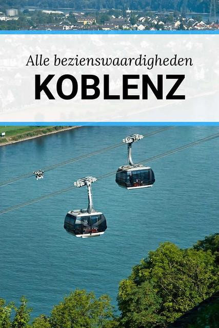 Bezienswaardigheden Duitsland, Koblenz | Mooistestedentrips.nl