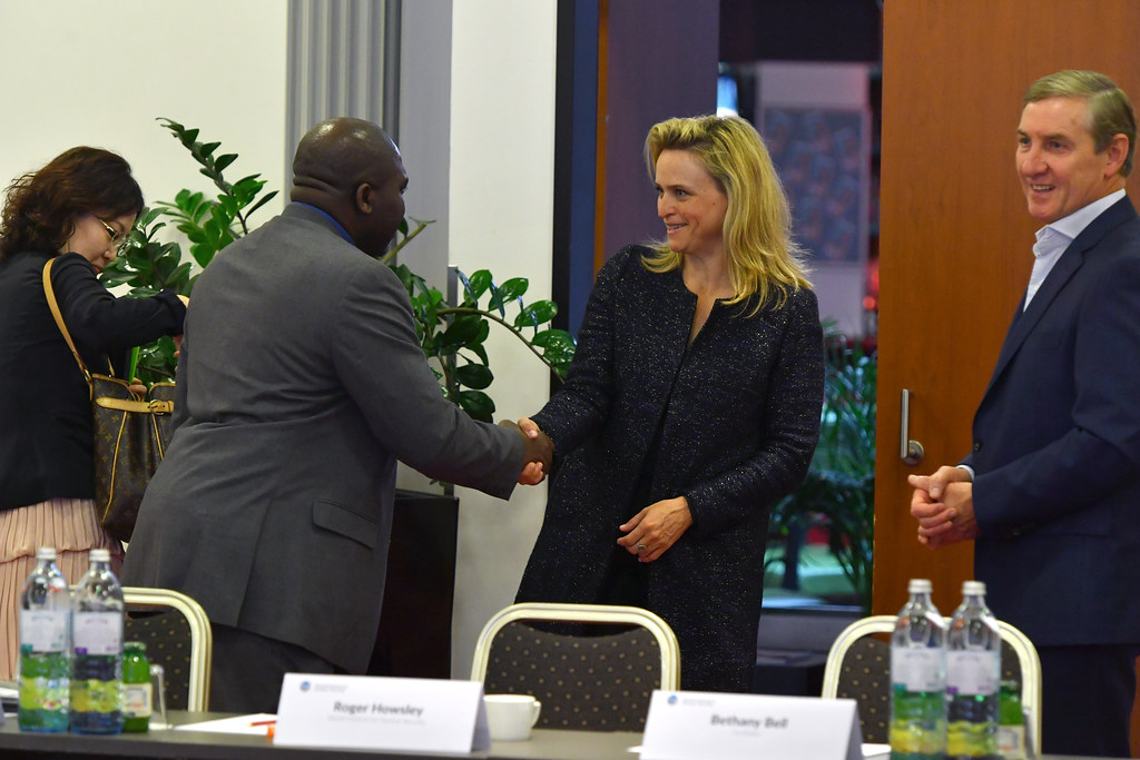 WINS Roundtable on Gender and Nuclear Security (wins00010)