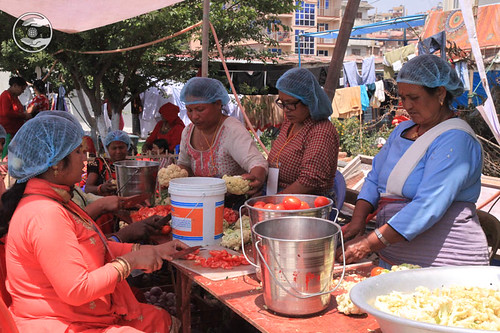 Preparation of Langar