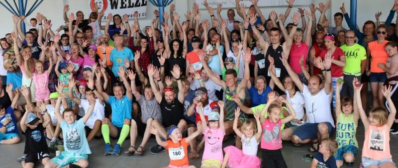 Půlmaraton údolím Moravské Sázavy vyhrál Žanda