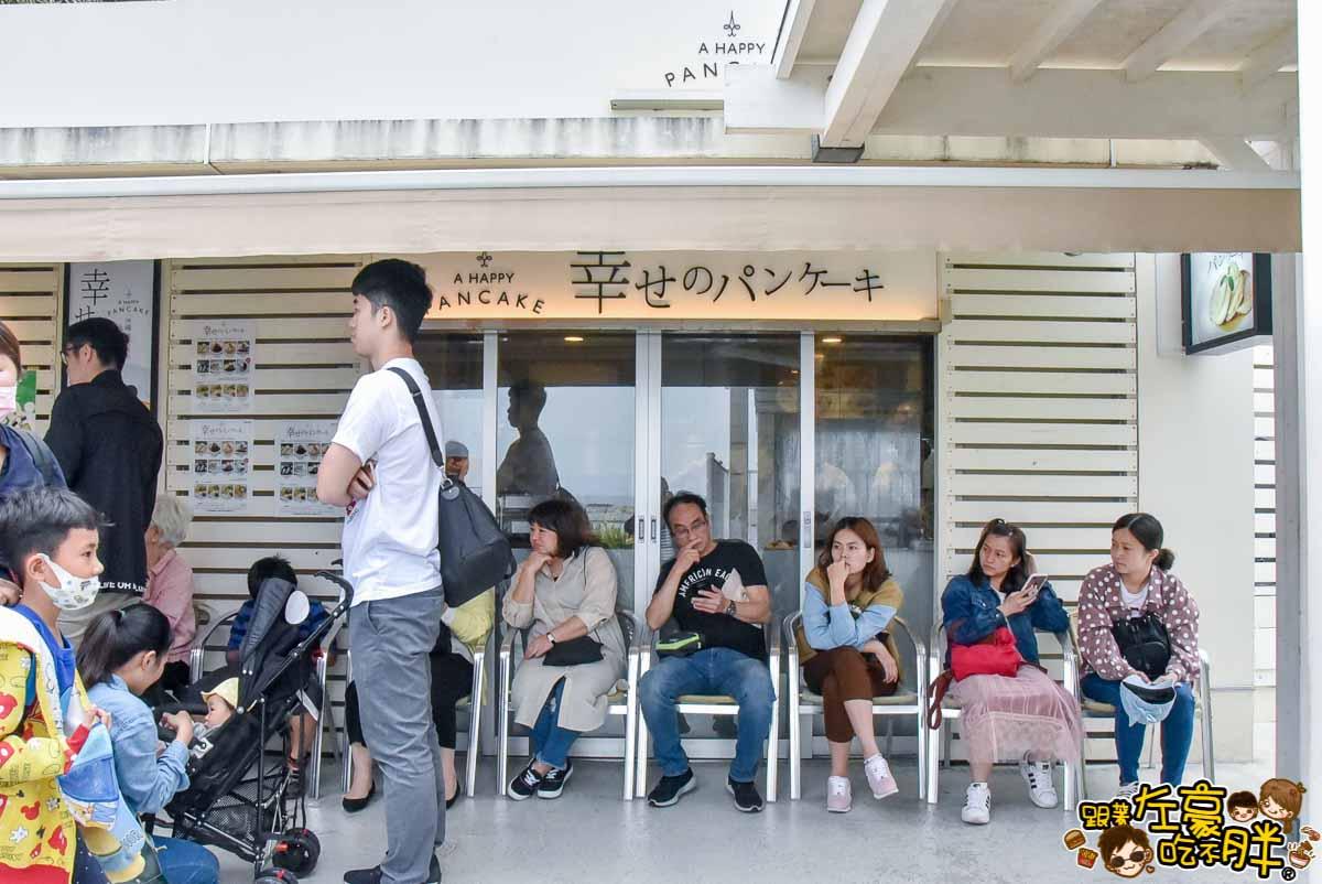 沖繩旅遊-瀨長島幸福鬆餅-9