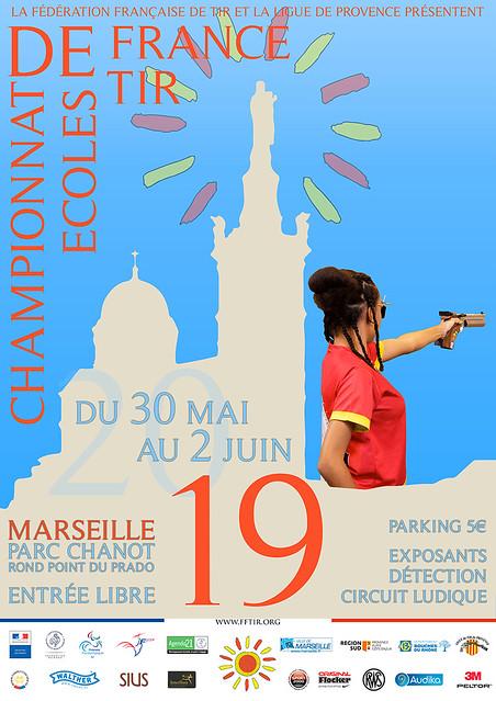 2019 CdF Écoles de Tir de Marseille