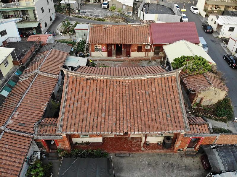 仁武劉氏新厝是傳統合院建築,歷經百年仍相當完整,具有文化資產價值。圖片來源:劉家子孫提供。