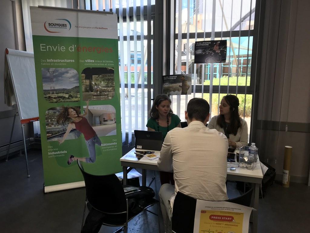 Forum Alternance du MEDEF Lyon-Rhône le 24/05/19