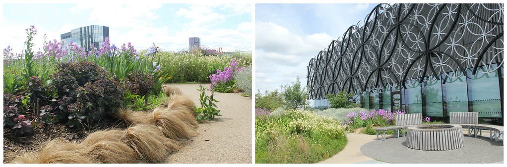 Secret Gardens, Library of Birmingham