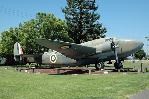Lockheed C-60 Lodestar at the Castle Air Museum