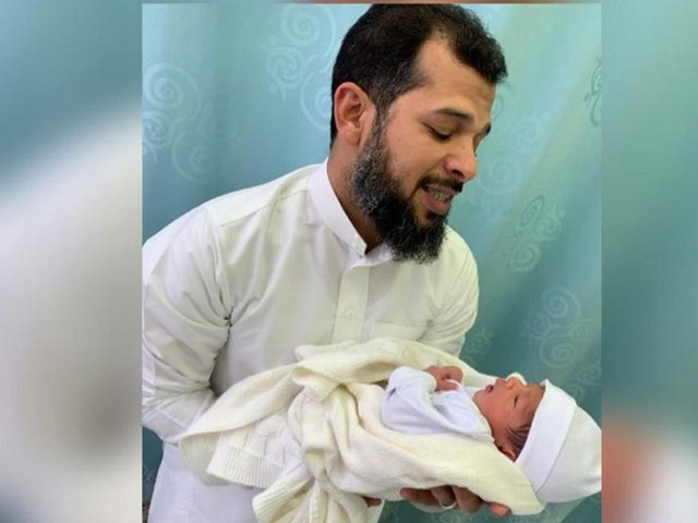 5154 Woman arrested for kidnapping Saudi baby from the hospital