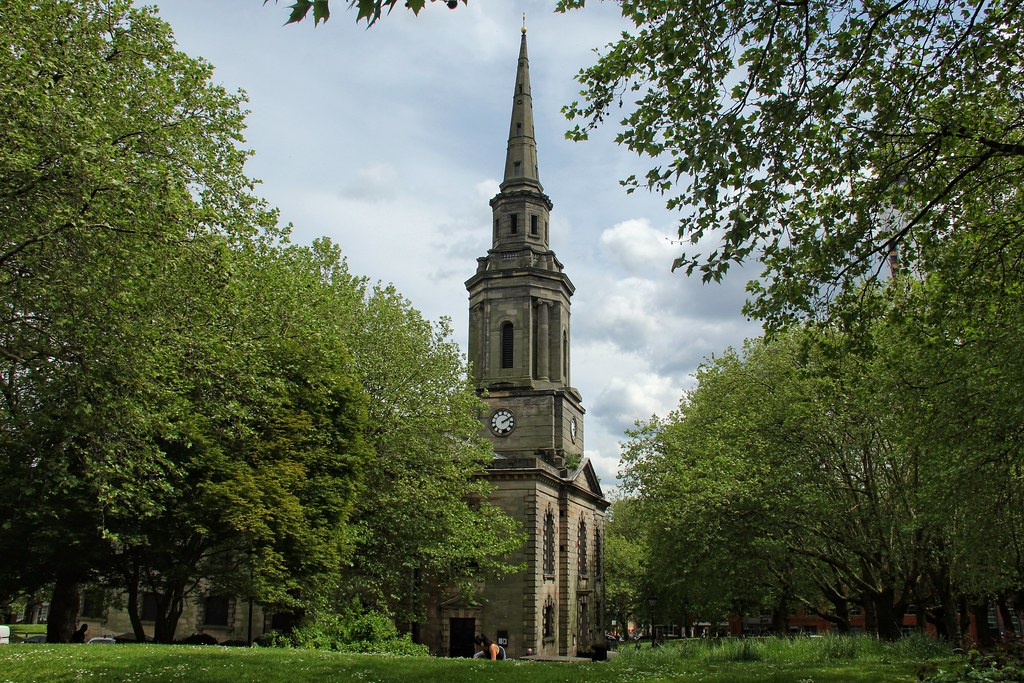 St. Paul's Church, Birmingham