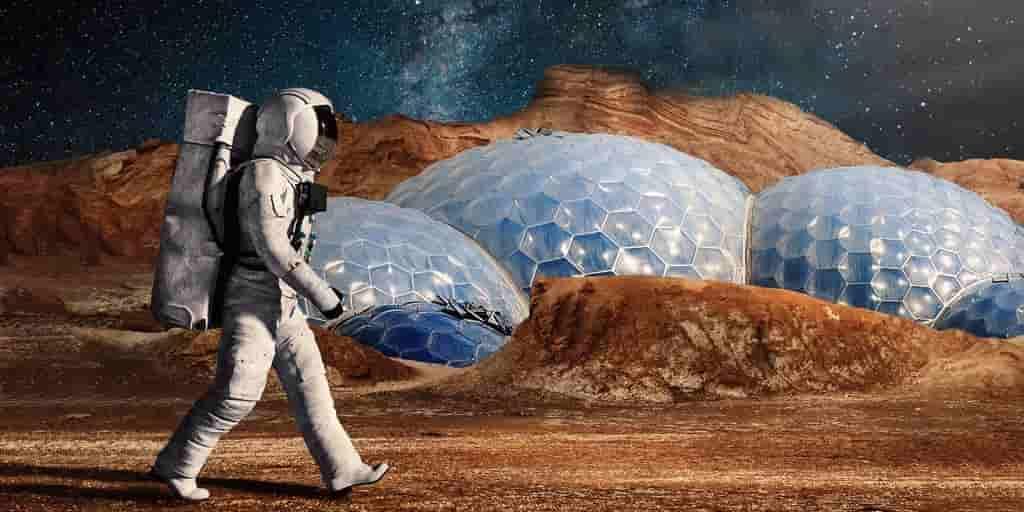 Convertir le CO2 en oxygène pour les voyages spatiaux