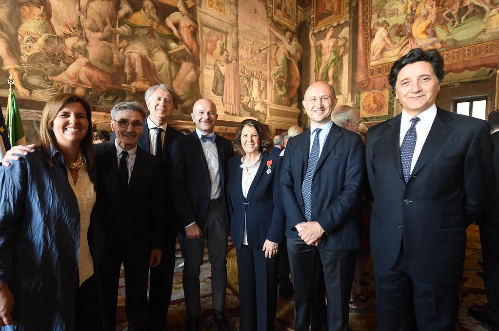 La Vice Presidente Luiss Paola Severino nominata Cavaliere della Legione d'Onore