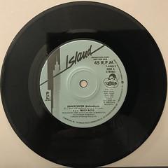 N.Y.C. PEECH BOYS:DANCE SISTER(BIOFEEDBACK)(RECORD SIDE-A)