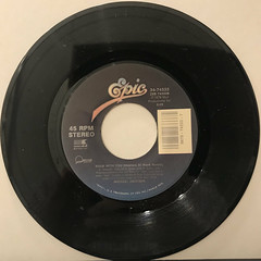 MICHAEL JACKSON:JAM(RECORD SIDE-B)