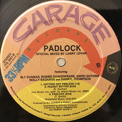 V.A.:PADLOCK(LABEL SIDE-B)