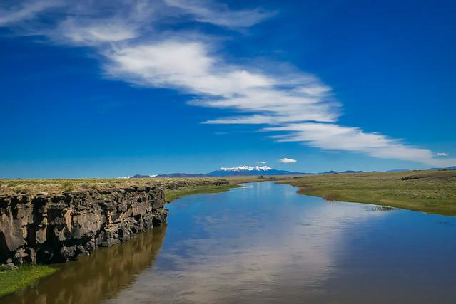 Rio Grande to Mt Blanca