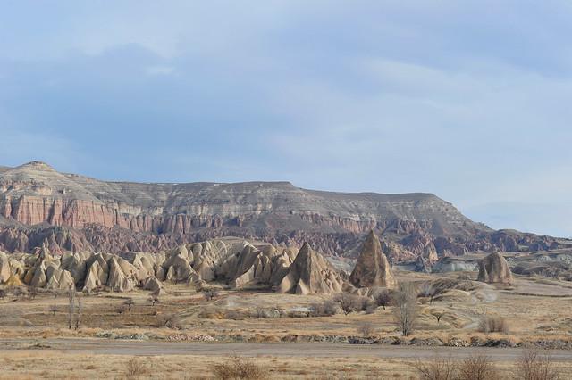 Cappadocia (Kapadokya, Turkey) 528