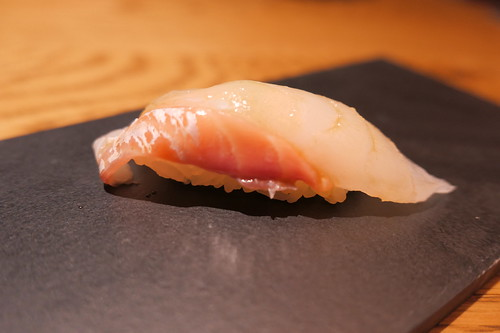 sea bream KINKA sushi bar Izakaya 35