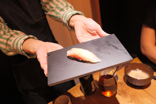 ディナー限定シークレットキャンペーンsea bream KINKA sushi bar Izakaya 34