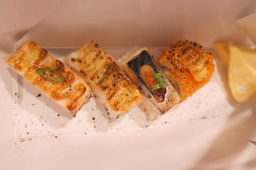 「最後の気持ち」KINKA sushi bar Izakaya 44