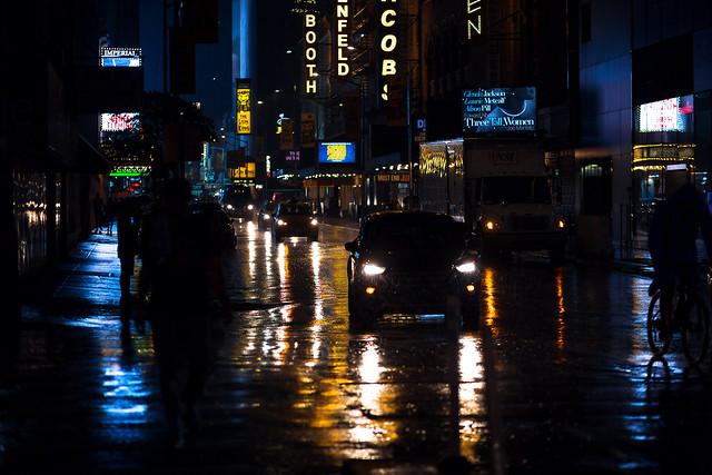 Hells Kitchen - Manhattan - New York