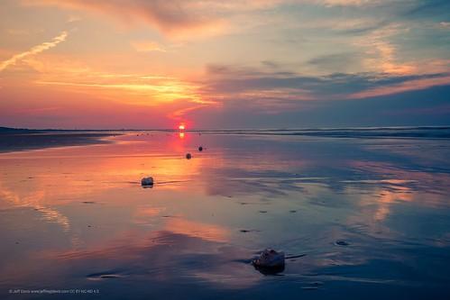sunrise sunriseandsunsets sunlight beach jellyfish longexposureshots longexposure sonya7iii wideangle seabrook seabrookisland southcarolina water waterblur waves