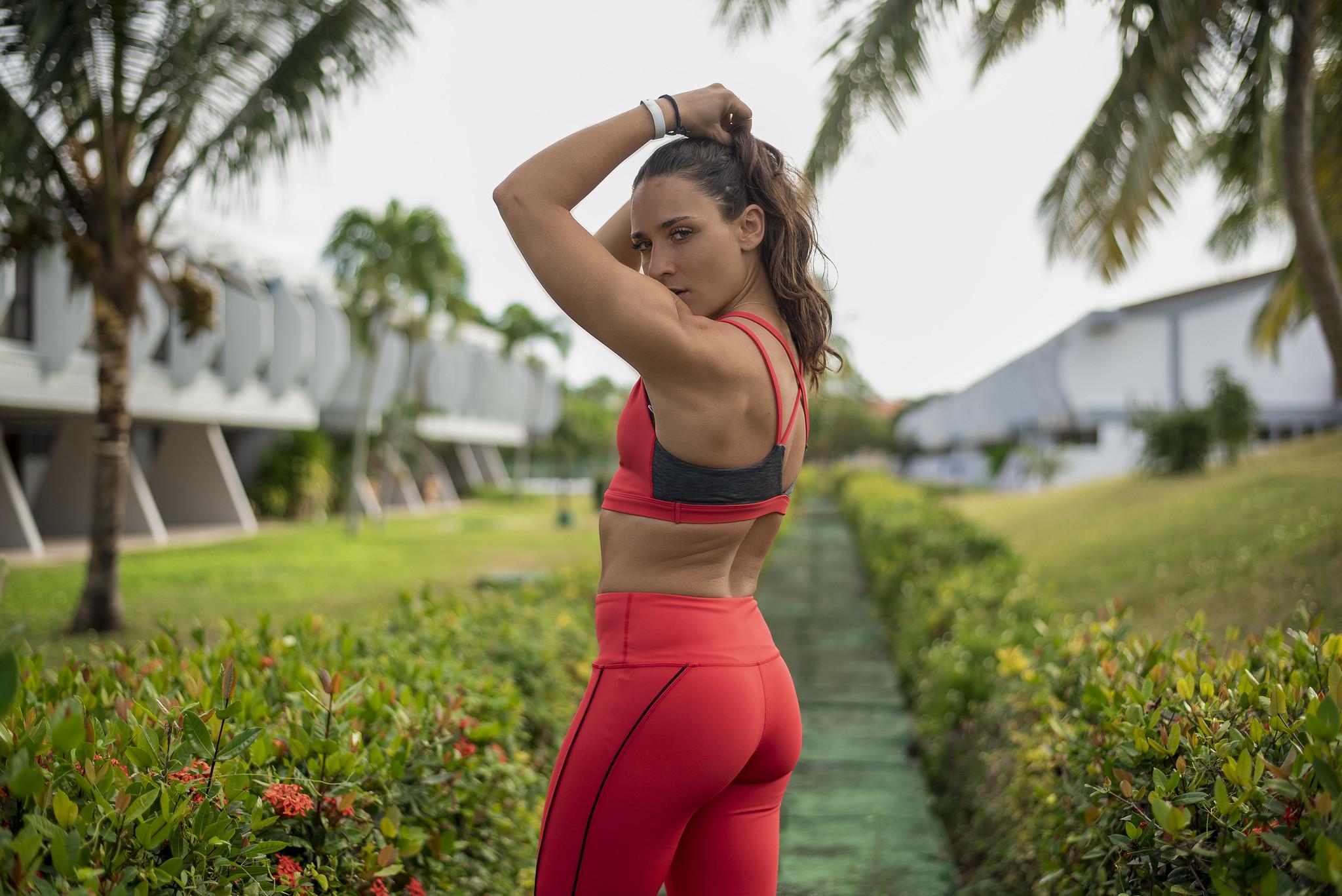 Camille Dg vêtements de sports RVCA