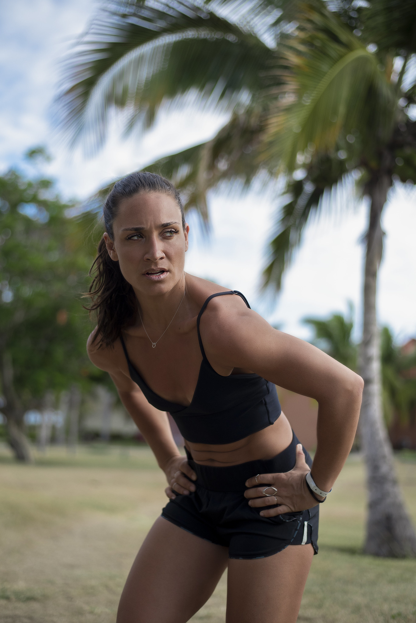 Camille DG, course au soleil, juin 2019, lookbook 1