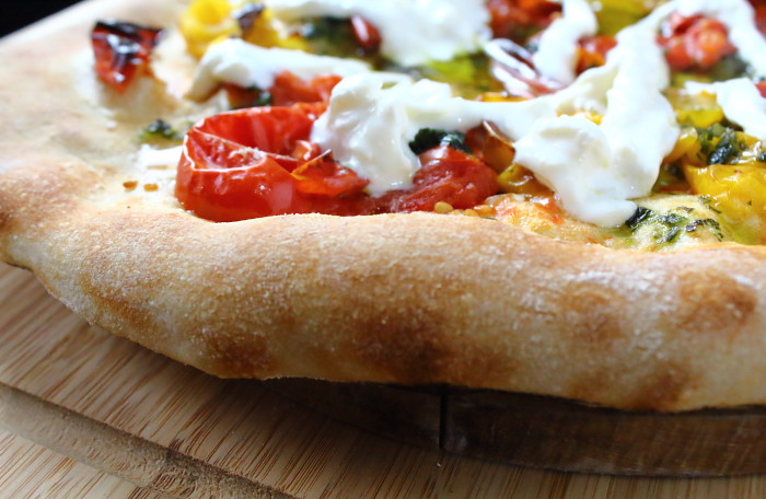 pizza mediterraneo