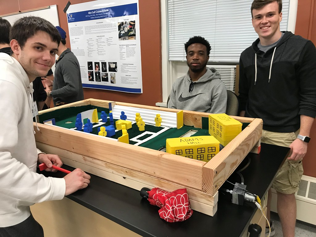 Engineering Design:  A Hole-in-One