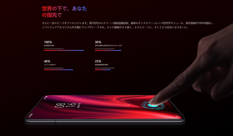 Xiaomi Redmi K20 Pro 特徴 (12)