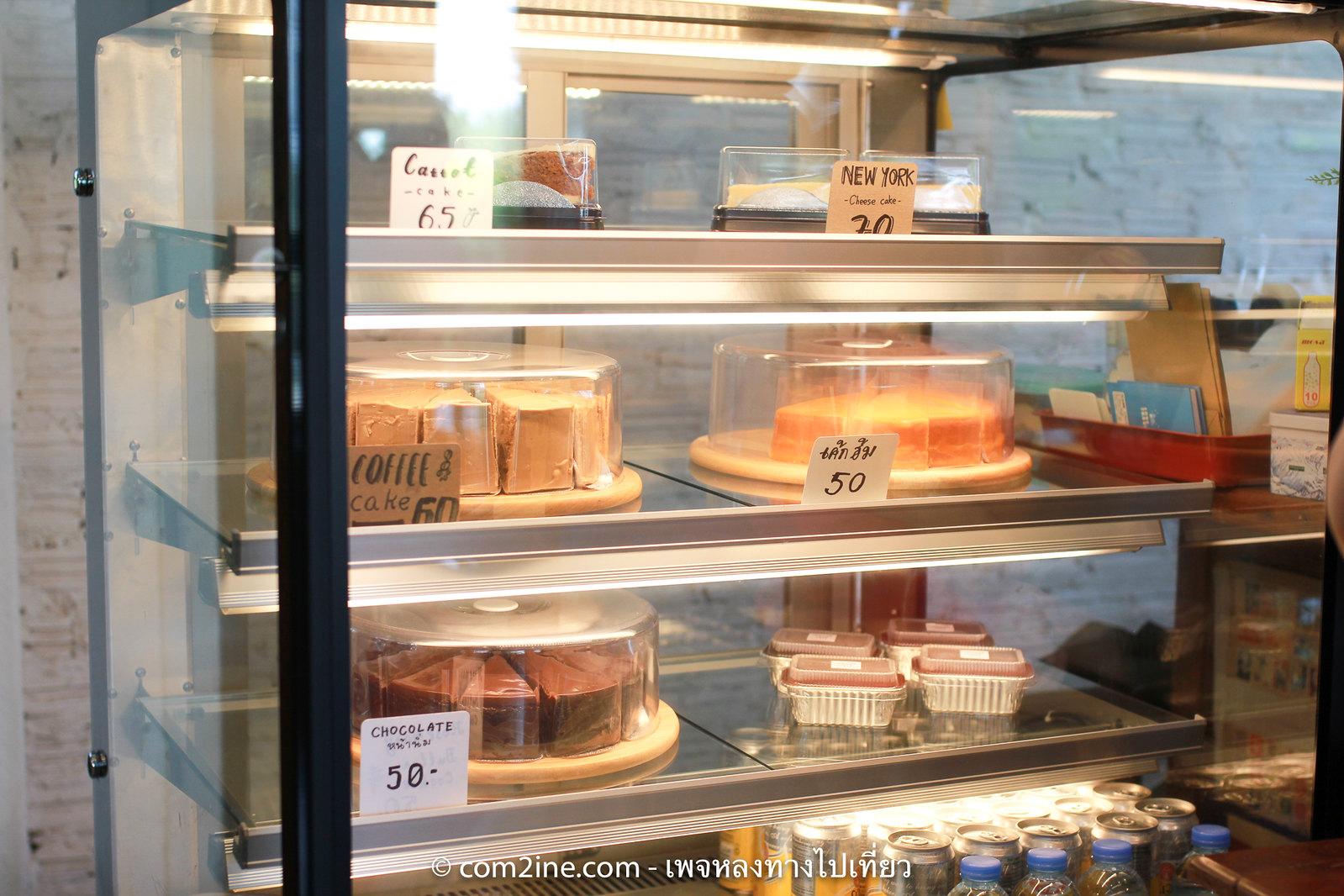 ตู้ขนมเค้กต่างๆ - คราฟท์คาเฟ่
