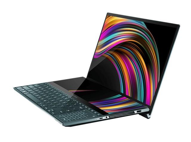 Asus Zenbook Pro Duo