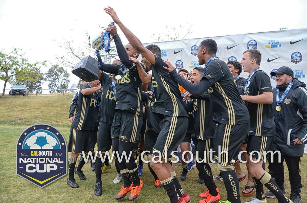 2019 National Cup 19U Finals