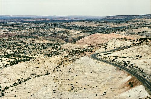 view escalante geology landscape utah film 120 portra400 hasselblad 120mm