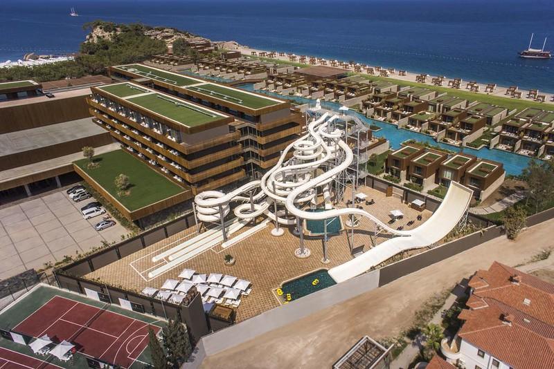 Отельный комплекс Maxx Royal Kemer Resort