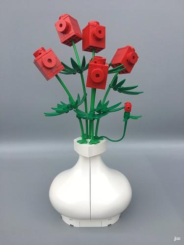 Red Brick Flowers | by jarekwally