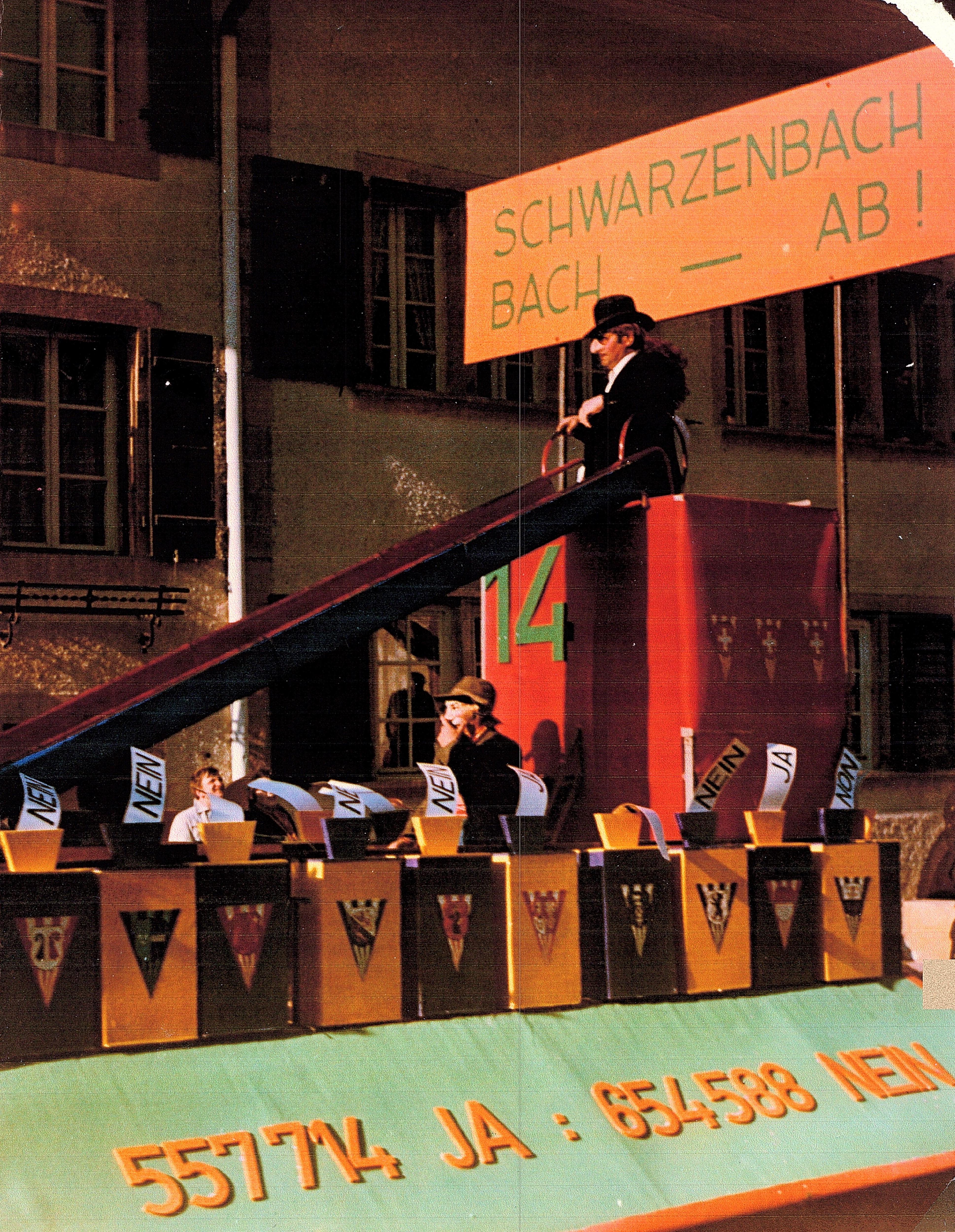 1971 Umzug