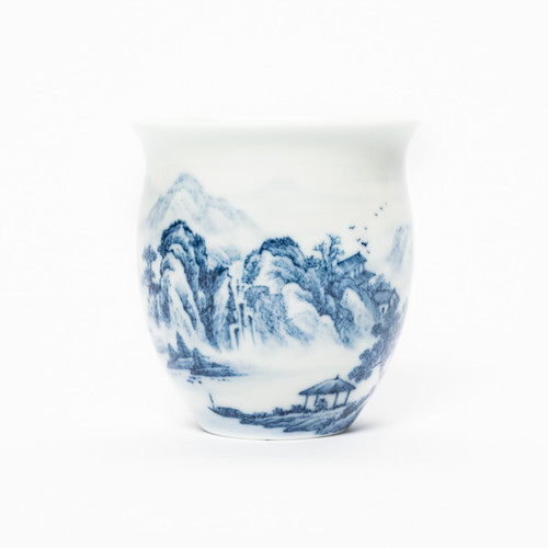 Blue China Cup from Ye Juan YJ-3
