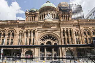 QVB, Downtown Sydney | by Tony Shi, Life