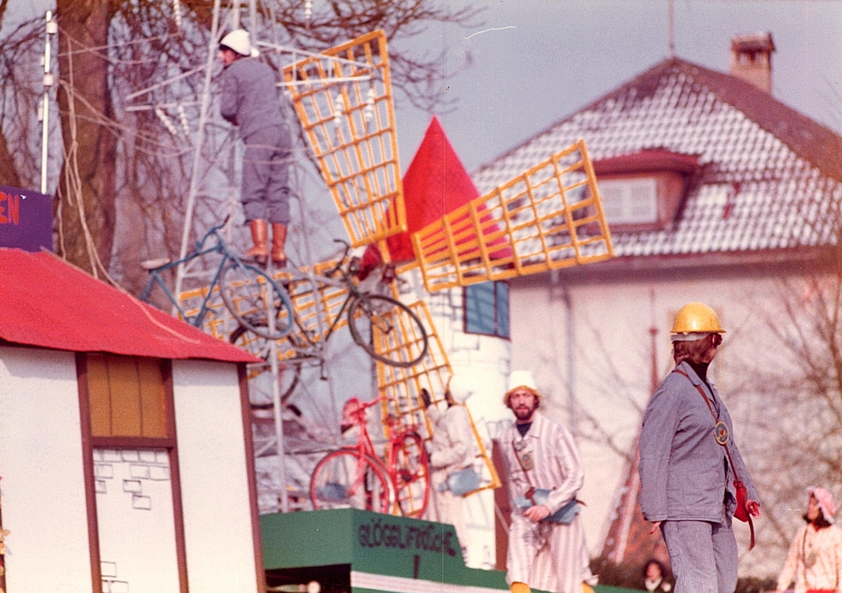1978 Umzug