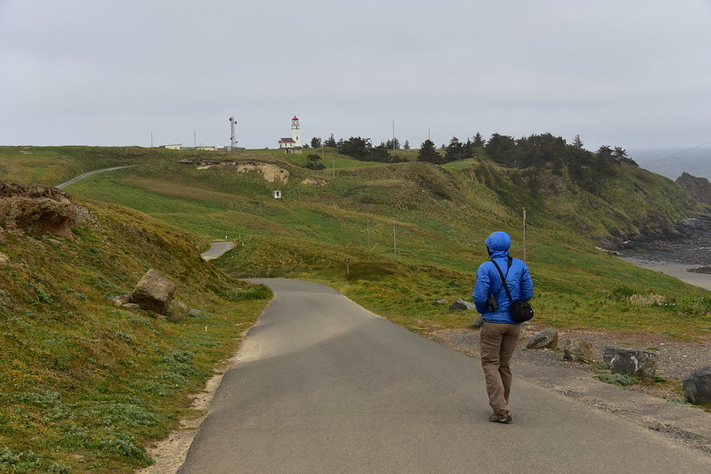 Cape Blanco and Port Orford Heads